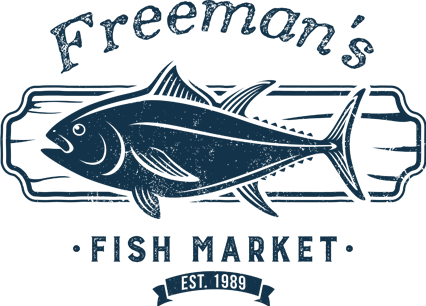 Freeman's Fish Market Website Logo